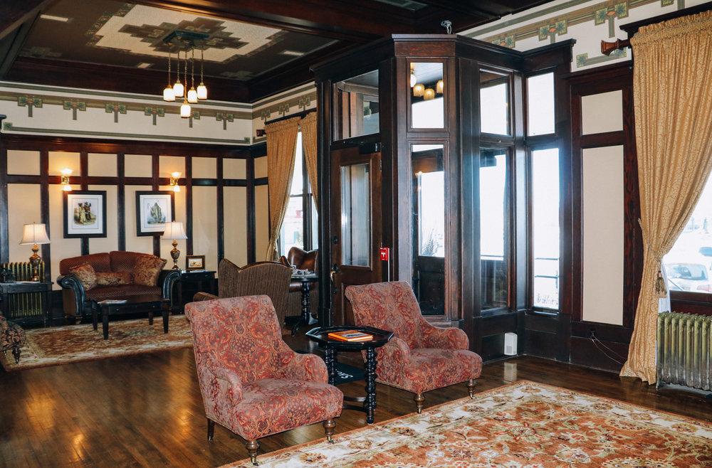 Hotel Spotlight: Sacajawea Hotel