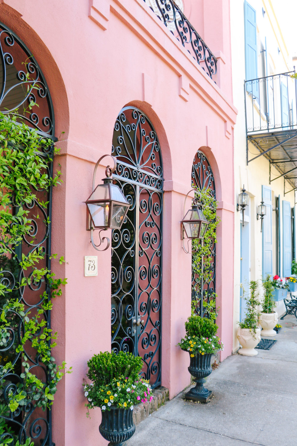 Must-See Streets in Charleston - by Courtney Brown