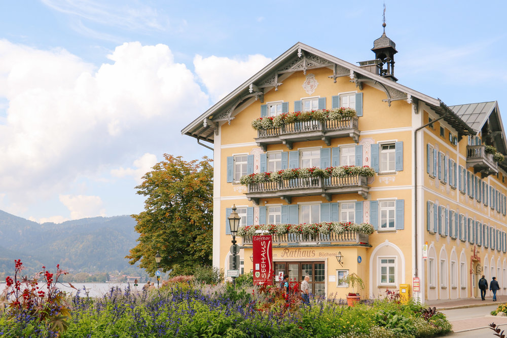 Hotel Spotlight: Bavaria's Hotel Bachmair Weissach - by Courtney Brown