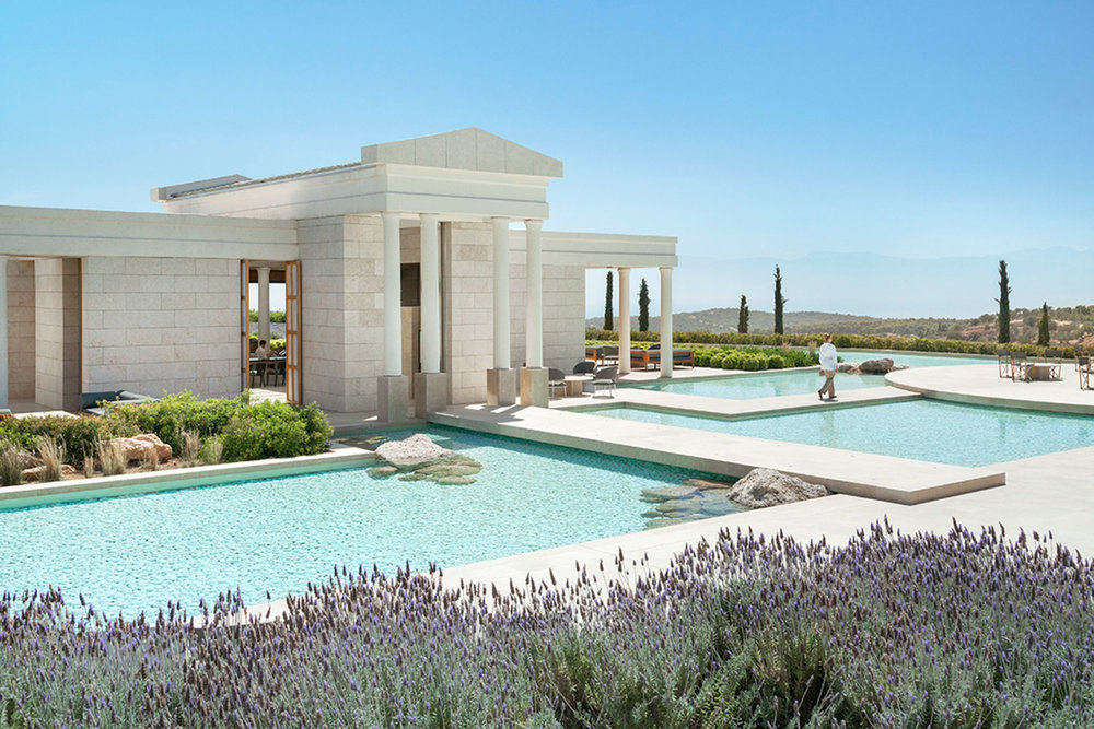 AMANZOE - Porto Heli, Greece