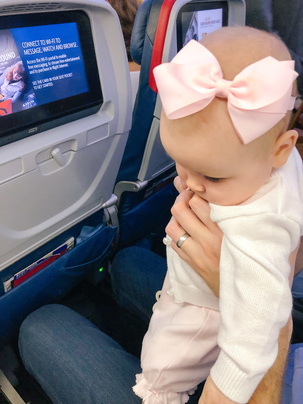 What I Learned Flying With A Baby For The First Time