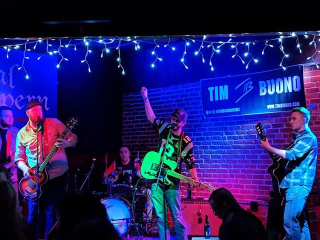 Central Tavern! Y'all rocked last night! Thanks to everyone who came out!