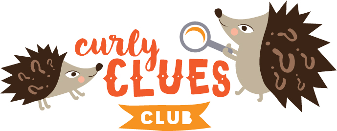 Curly Clues Club