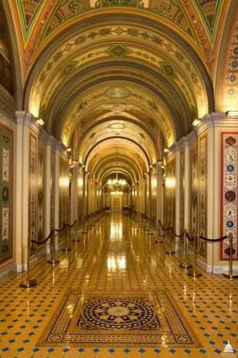 Restoration of Inner East & West Wings of Brimidi Corridors