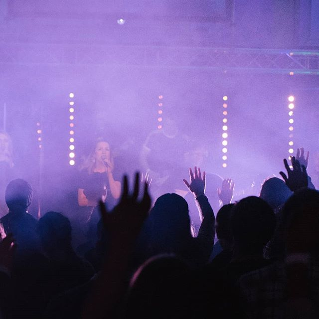 WOW!  What an amazing evening yesterday! We do it all again this morning. Get here!  #Chapelconf