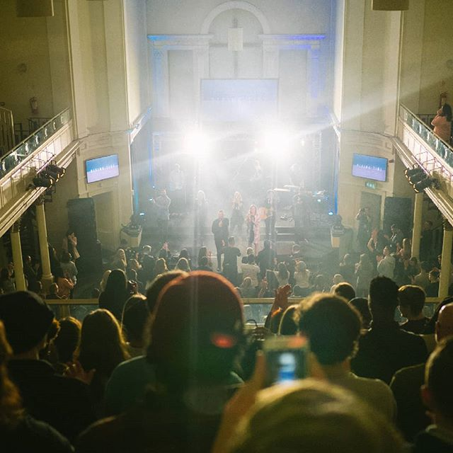 We don't have words to express what an incredible weekend we've just had at @chapelconference. God moved and He spoke. What a time to be living in. We are believing with you all for Ireland to see Jesus for who He really is!  This morning we're leading @stmarksdublin for Conference Sunday.  Join us at any of the services // 10•11.45•1.30. @chapel__ will be taking over the 11.45am service.  #ThisTide  #RisingTide