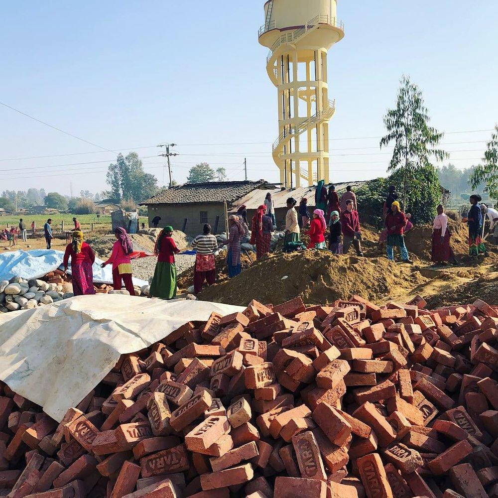 Photo Courtesy of Shivani Gupta, buildOn Nepal