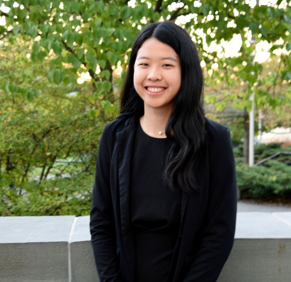 Sonya Xu '21 - I'm Sonya, and I'm an economics and linguistics major from Texas. CBR provides up to date news for students and also allows me to incorporate my love of writing, politics, and economics, which I think is neat.