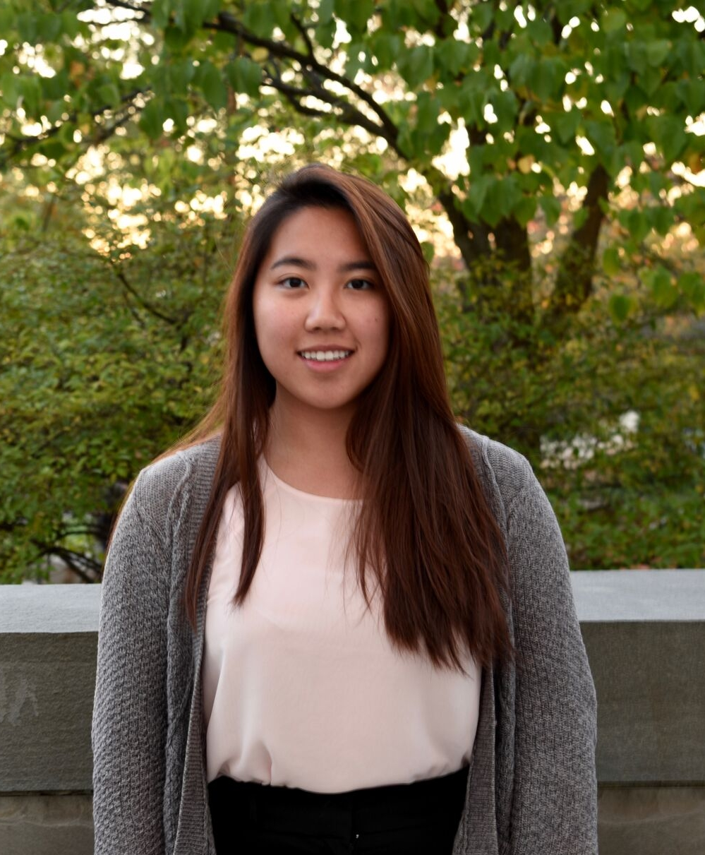 Michelle Huang '20 - I am a sophomore majoring in Applied Economics and Management with an intended concentration in accounting and business analytics. I joined CBR's design team because of my interest in graphic design. I am also treasurer and a performance member of Phenomenon Step Team.