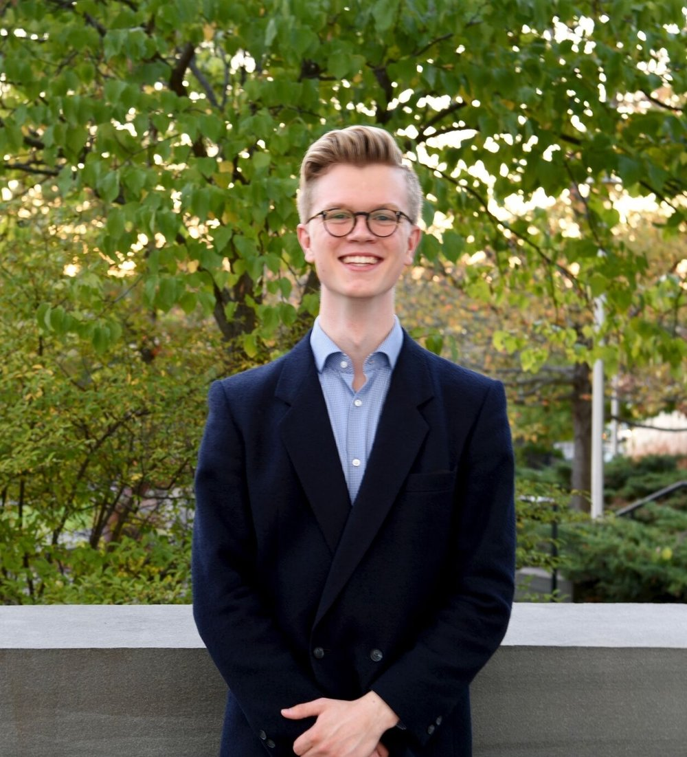 Bjorn Bjornsson '18            Editor-in-Chief - I'm a senior Computer Science major in the College of Arts and Sciences. I joined CBR because I really admired Paul Krugman. Outside of CBR, I'm a Project Manager for Cornell Venture Capital, a published author, and a recording musician.