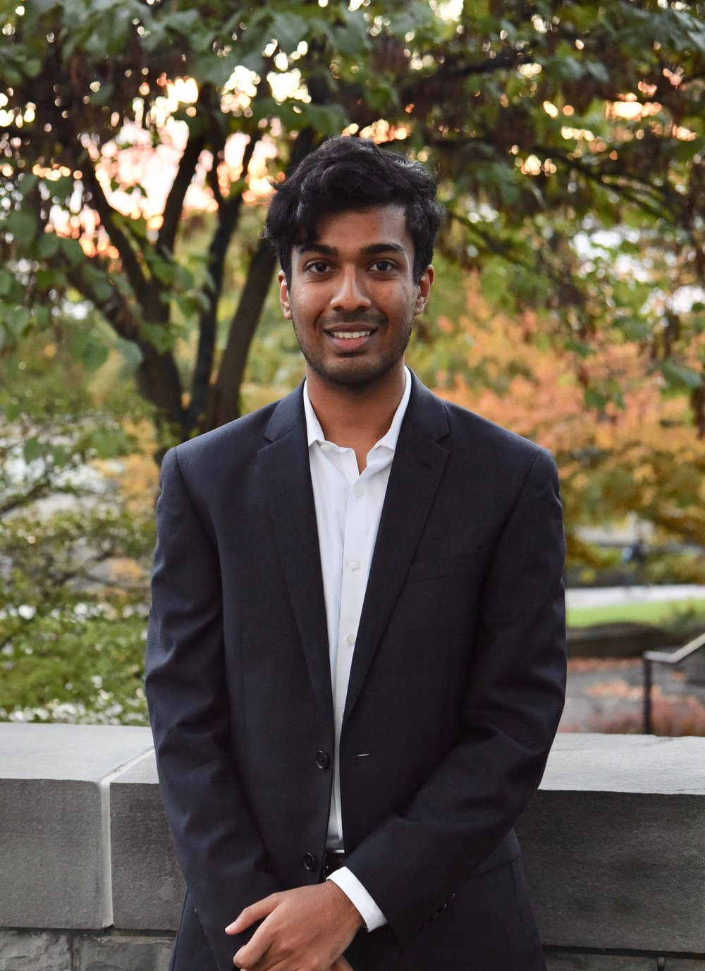 Rubin Thomas '21 - Major: Operations ResearchI joined CBR to learn more about the busines world and to further develop my research and critical thinking skills