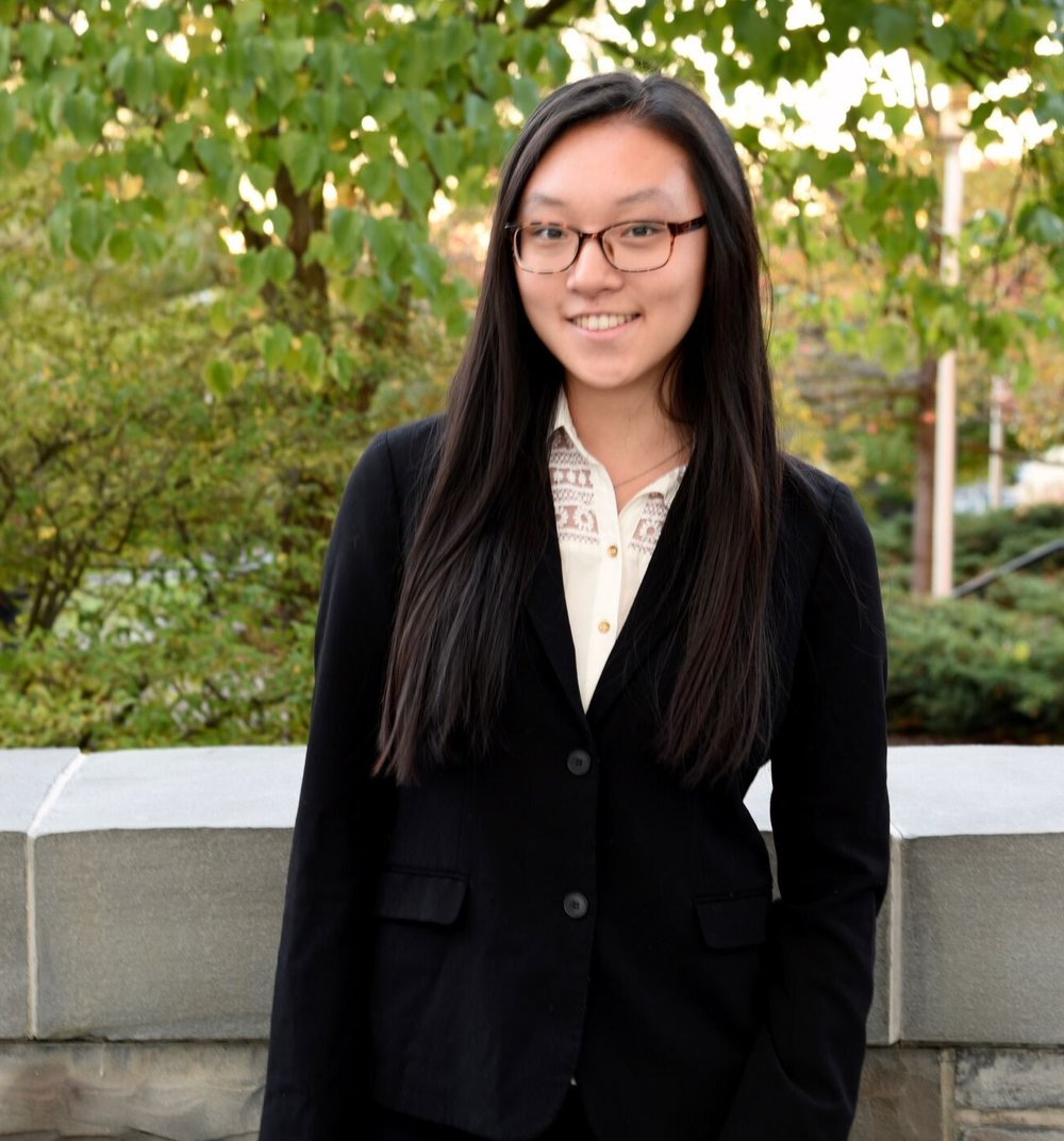 Emily Shiang '21 Business Manager - I am Emily, a proud Hotelie who misses Bay Area weather and authentic boba, but has come to love Okenshields, gorgeous gorges, and free popcorn. I joined CBR to learn how to run a magazine and conduct interviews with inspirational leaders.