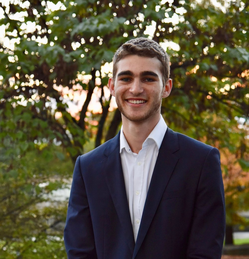 Max de Ledebur '21 - Major: Operations ResearchI joined CBR to learn more about what it takes to make it as an entrepreneur and to gain valuable experience in the business world. Outside of CBR, I am the recruitment chair for Chi Psi.