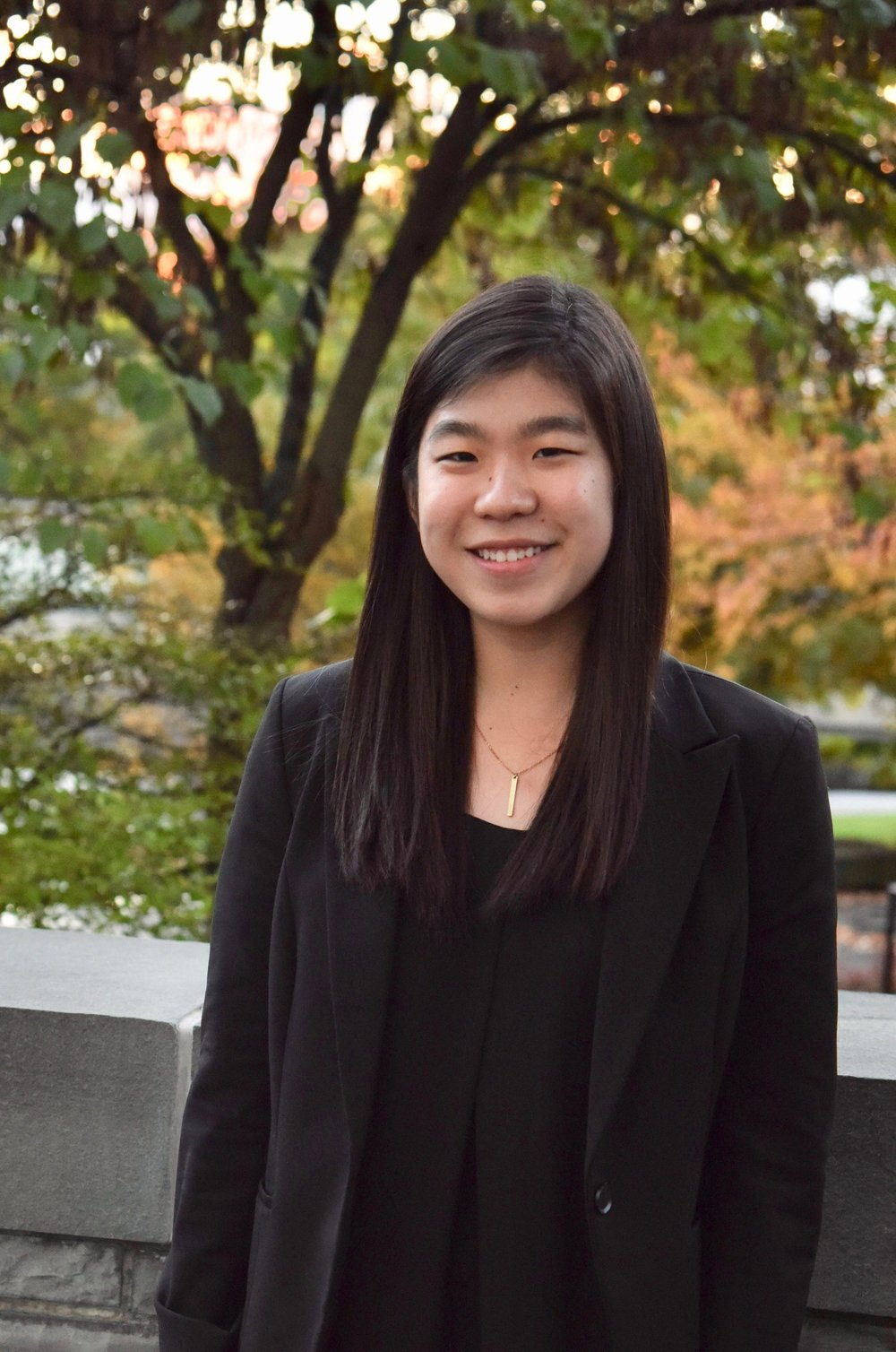 Julia Kim '22 - Major: Computer ScienceI wanted to learn more about different aspects of business while also further developing my writing skills and CBR gave me the chance to do both simultaneously.