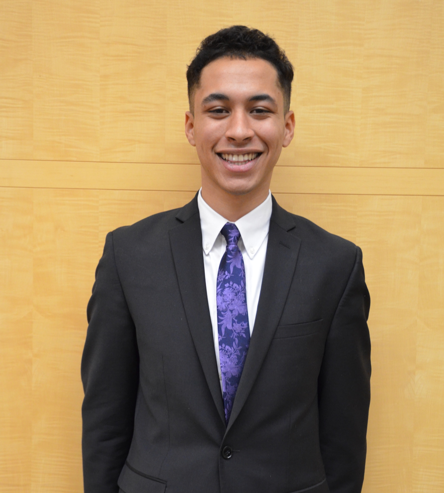 Evan Shields '20 Editor-in-chief - I've always enjoyed writing and journalism, and CBR allowed me to combine that passion with concepts from my major.