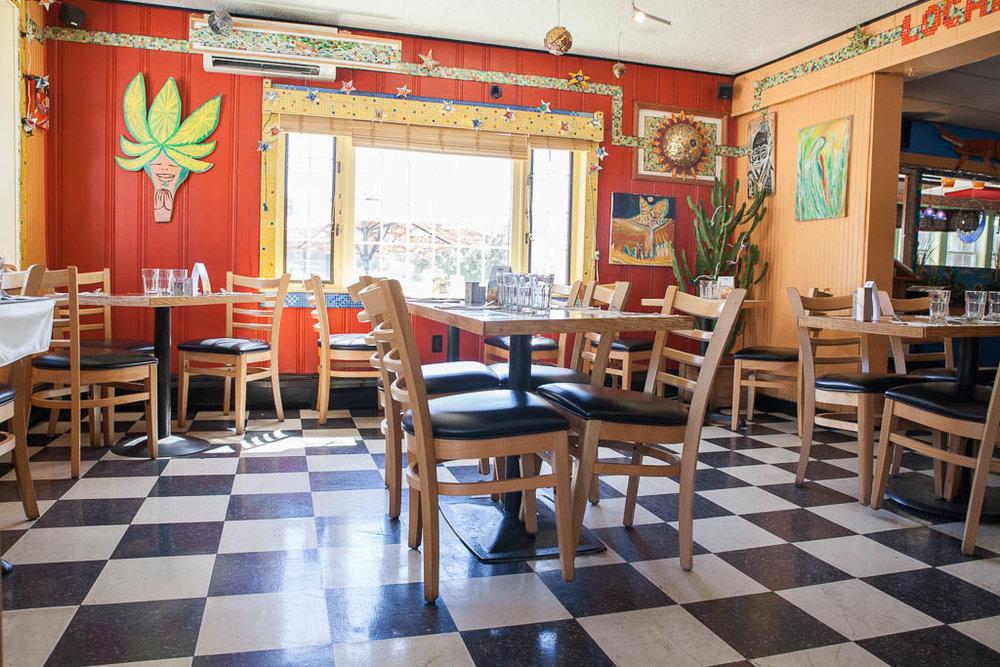 Gypsy Cafe- 1