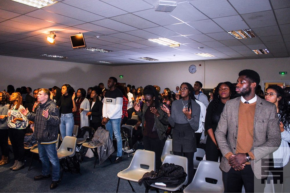 Over 140 people came out to hear Pastor Chiso preach...souls saved and healed