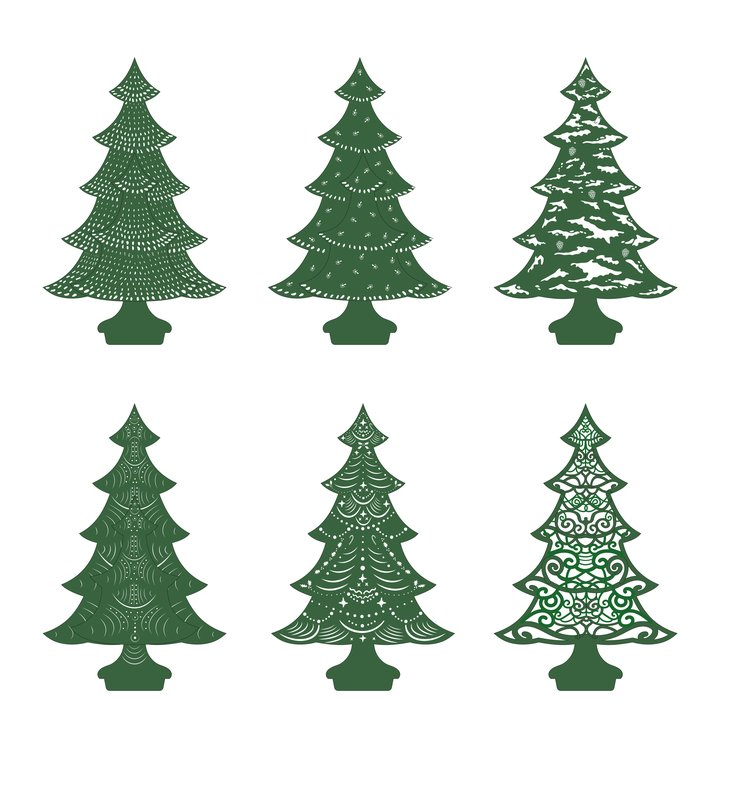 christmas trees 02jpg - Christmas Tree Designs