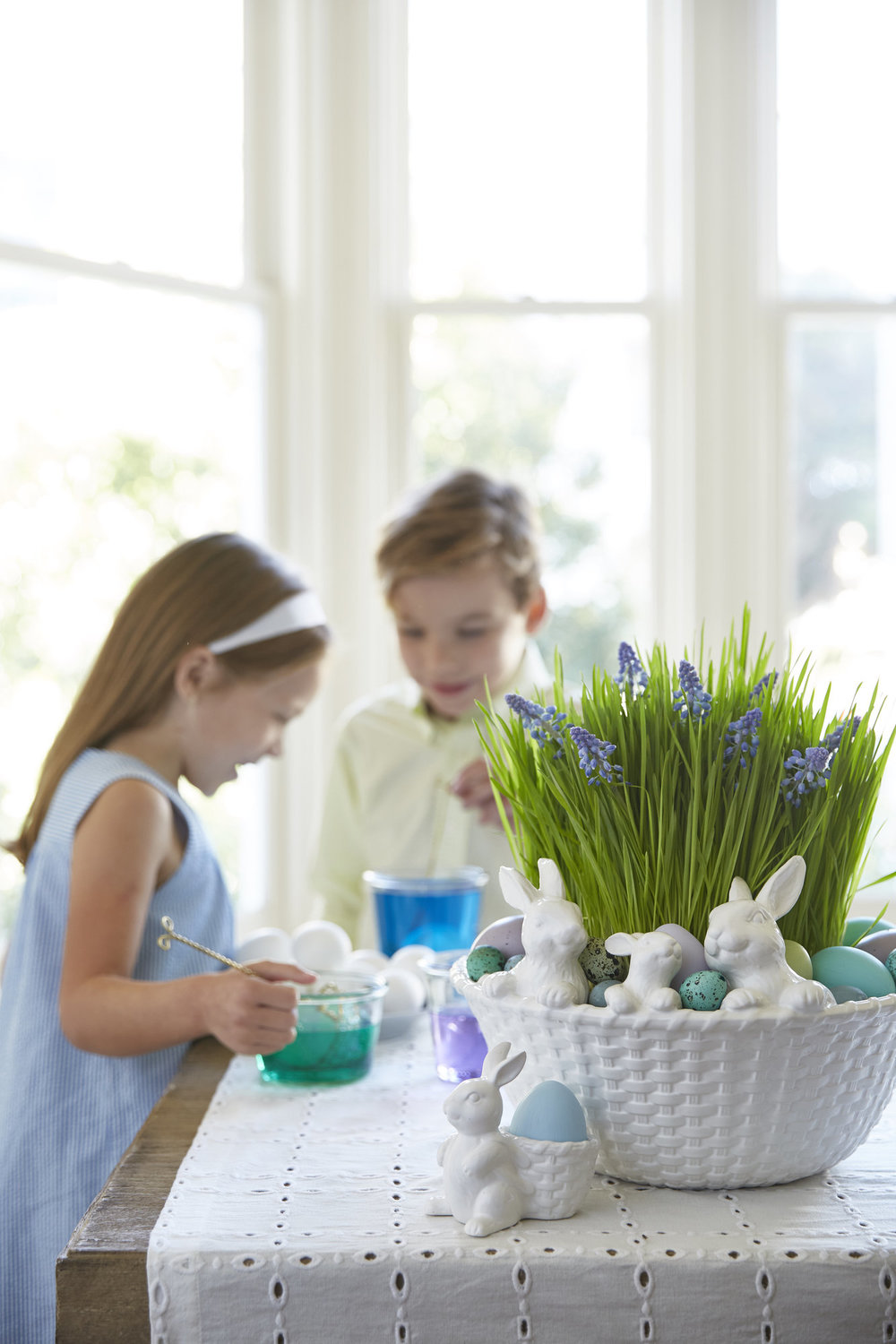 Easter Catalog: Kid's Wardrobe Stylist