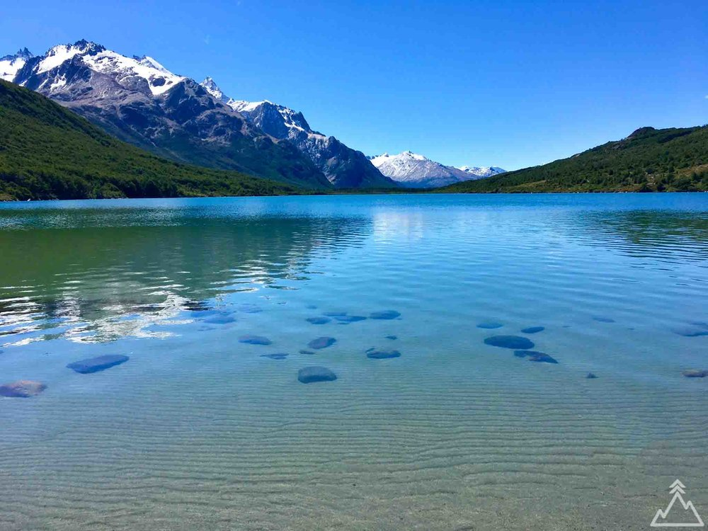 Madre Lake, Patagonia