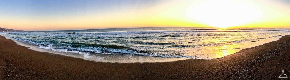 Coast Camp, Point Reyes