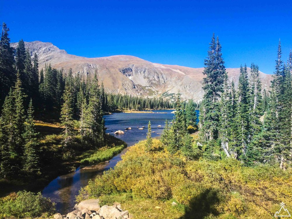 Diamond Lake, Colorado
