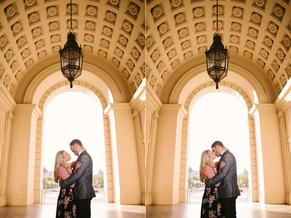 0007-JM-Pasadena-City-Hall-Los-Angeles-County-Engagement-Photography