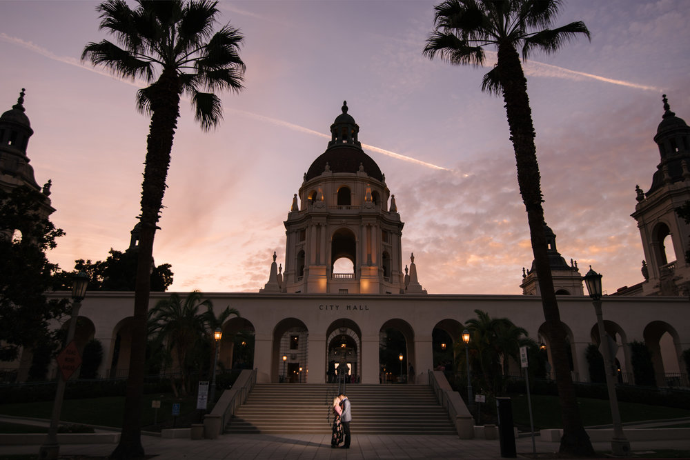 0014-JM-Pasadena-City-Hall-Los-Angeles-County-Engagement-Photography