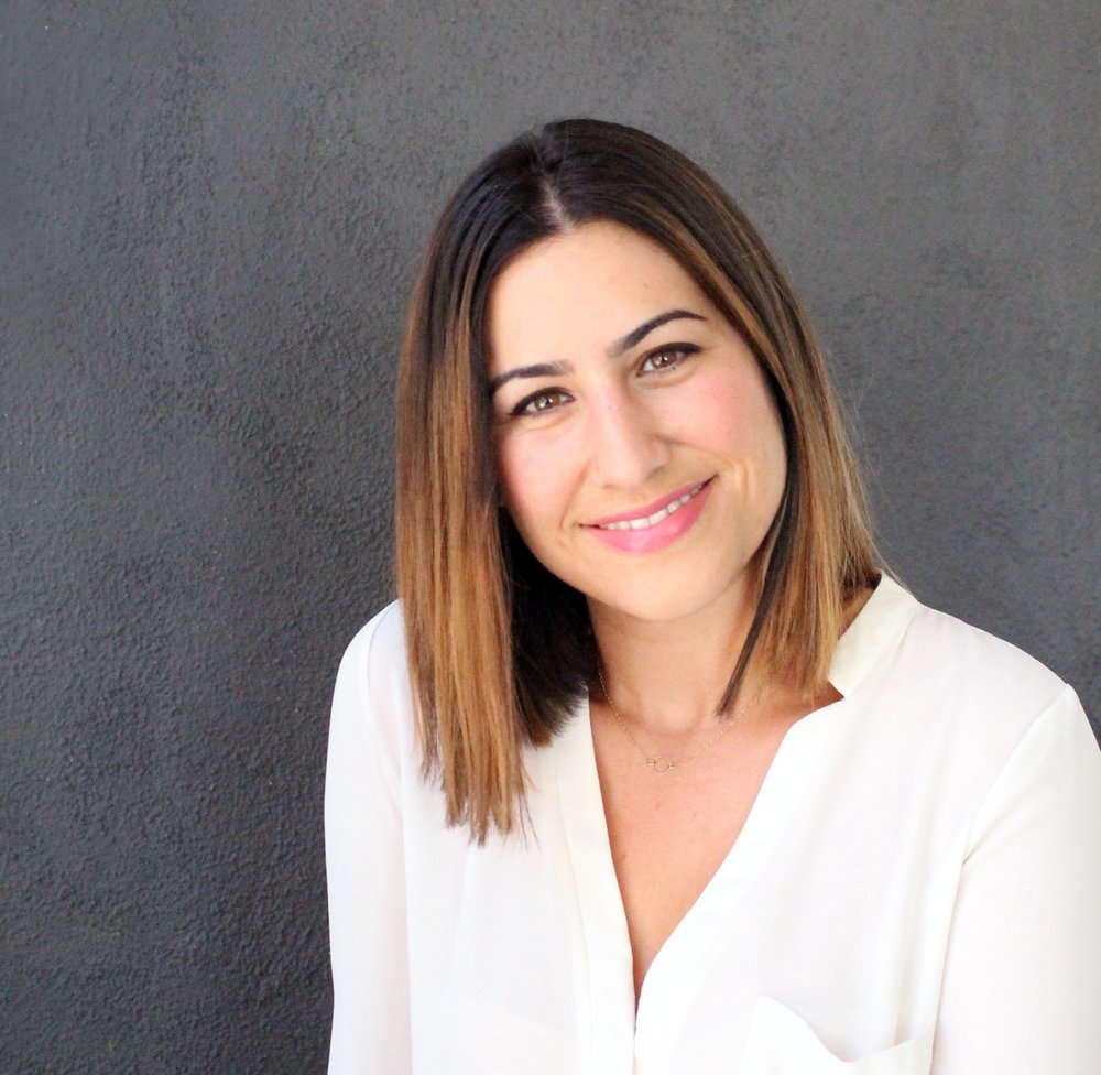 Arica Rosenthal of  Written & Styled