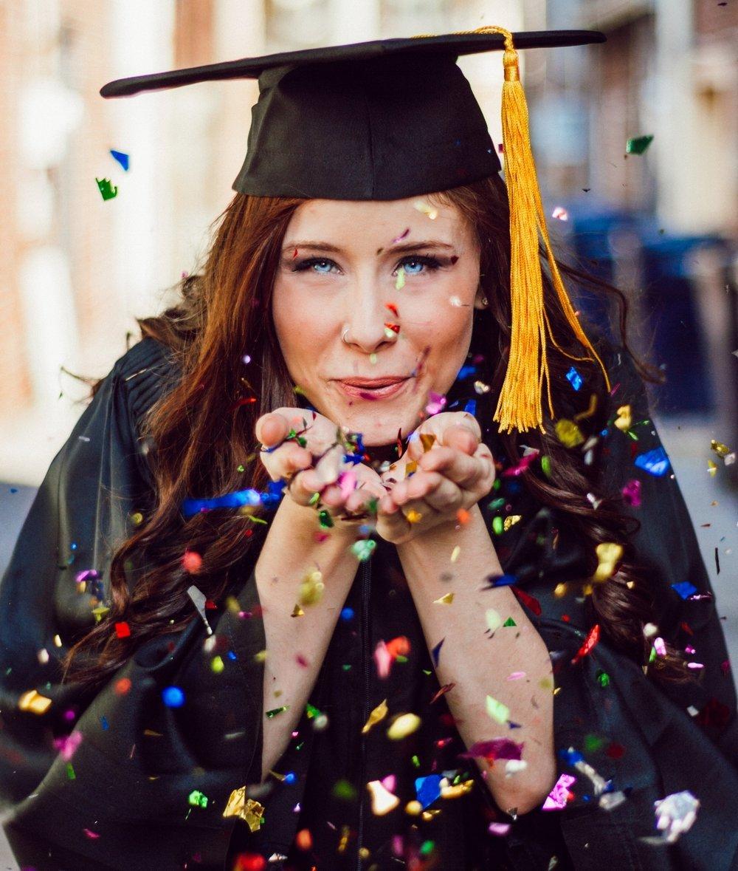 Glitter graduate lady balls academy.jpg