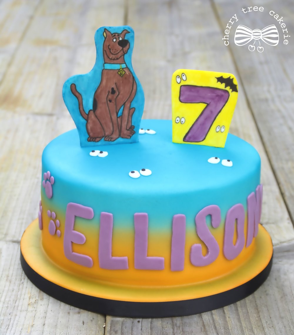 Scooby-Doo-birthday-cake