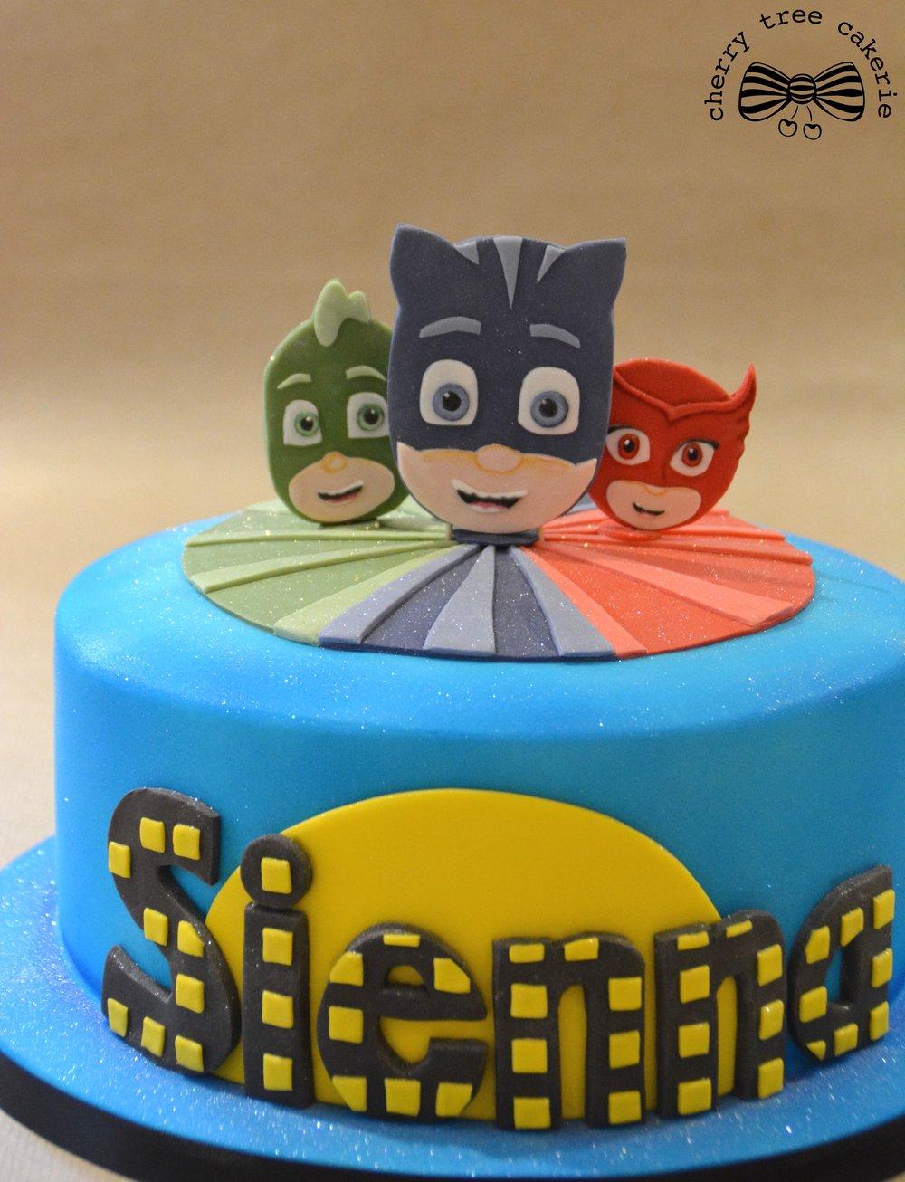 PJ-Mask-birthday-cake