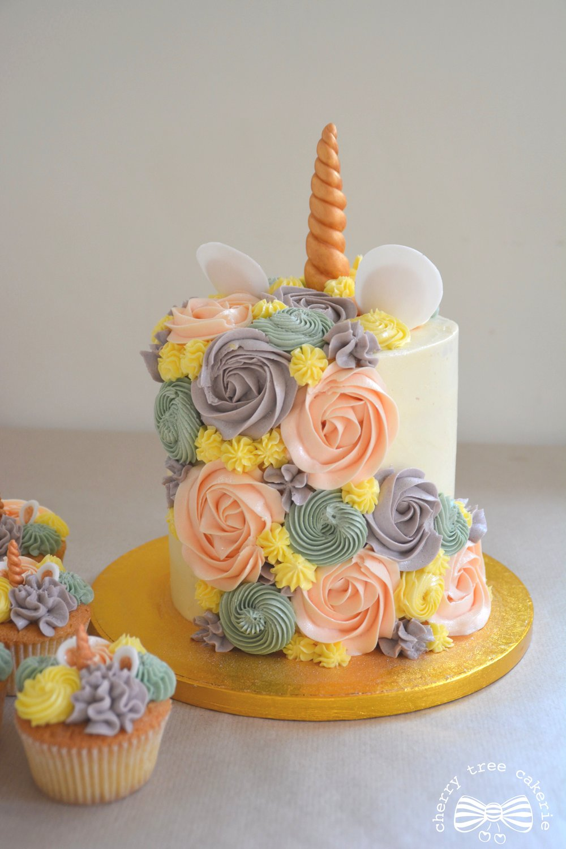 pastel-unicorn-buttercream-cake