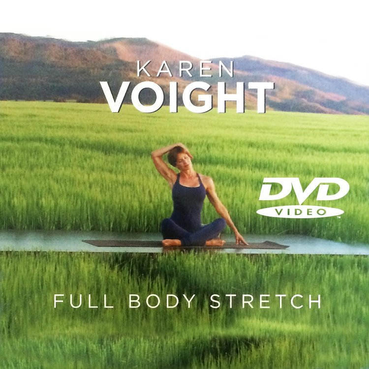 Amazon. Com: stretch and core conditioning: karen voight: movies & tv.