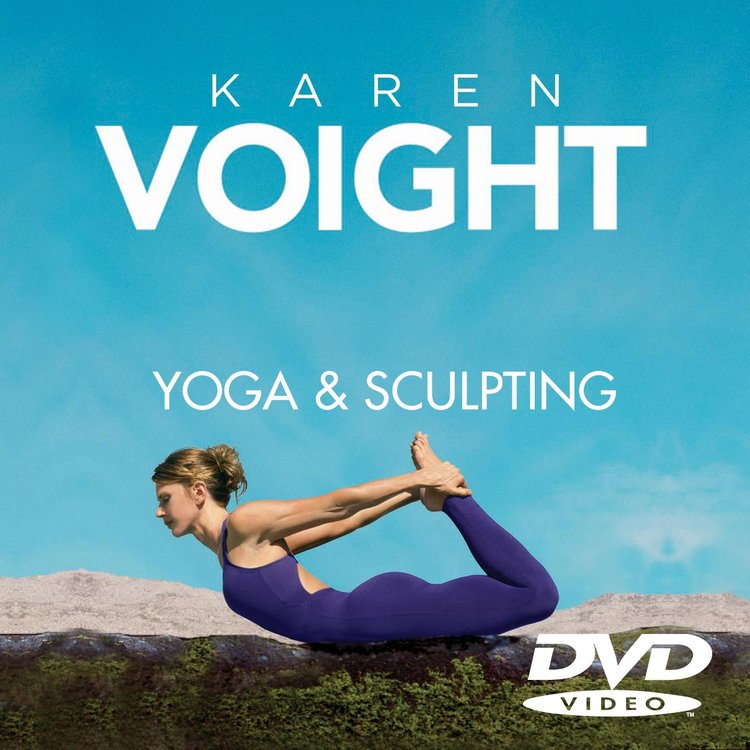 Karen voight pure and simple stretch dvd.