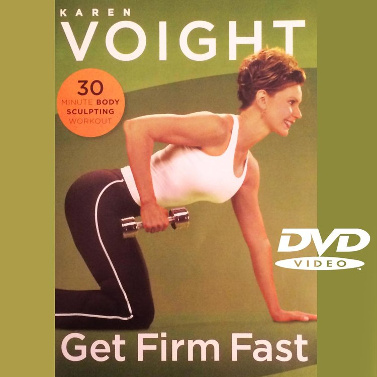 Shop dvds — karen voight fitness.