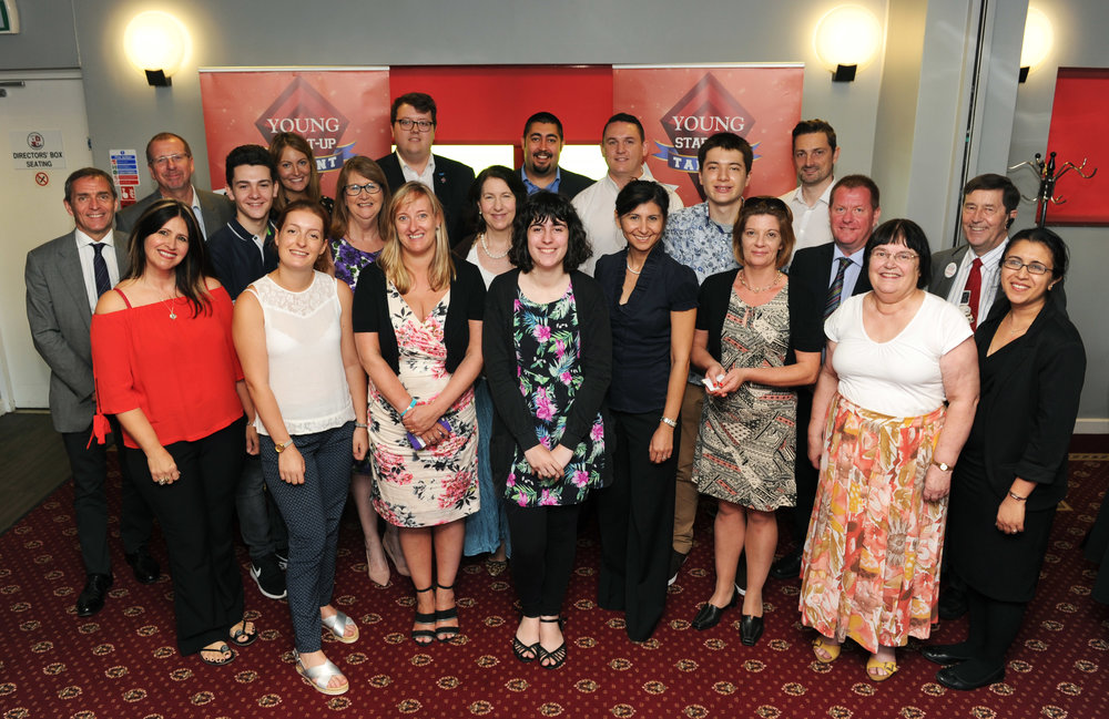 Young Start-up Talent Sponsors 2016