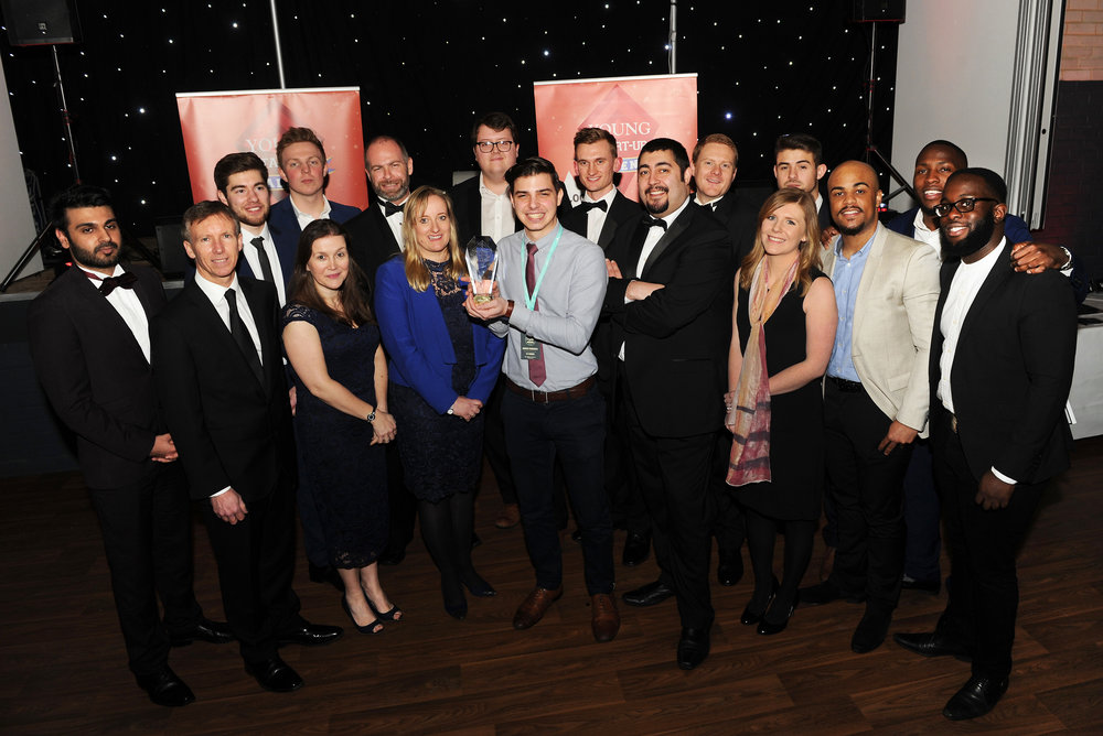 Young Start-up Talent Brighton - Finalists, judges and speakers at the showcase event - The Platform