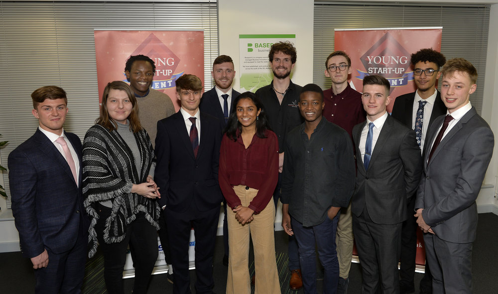 Young Start-up Talent 2019 young entrepreneurs