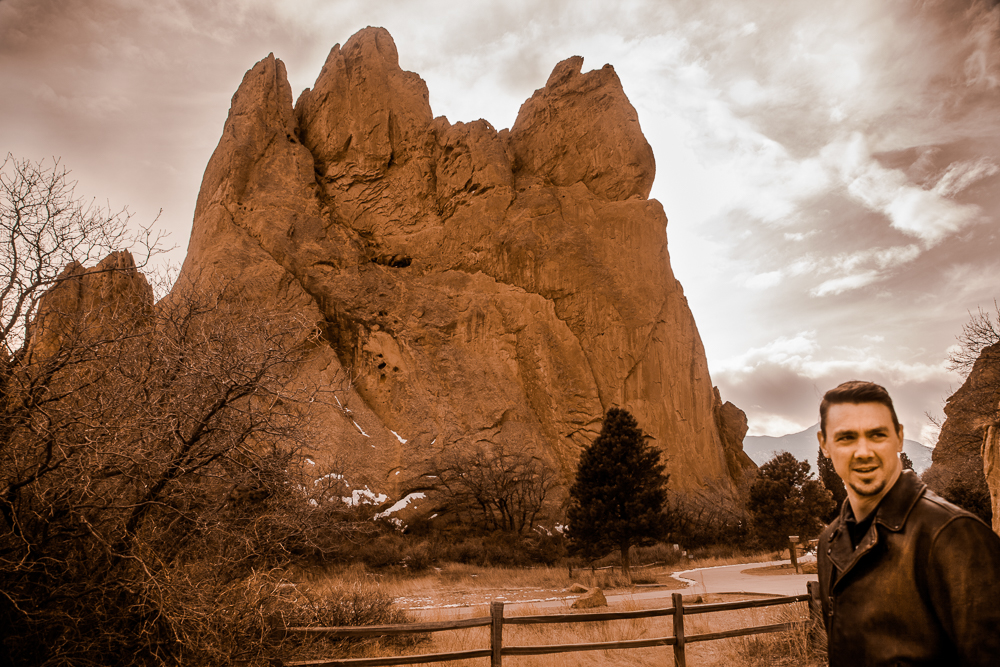 Garden of the Gods, nature path