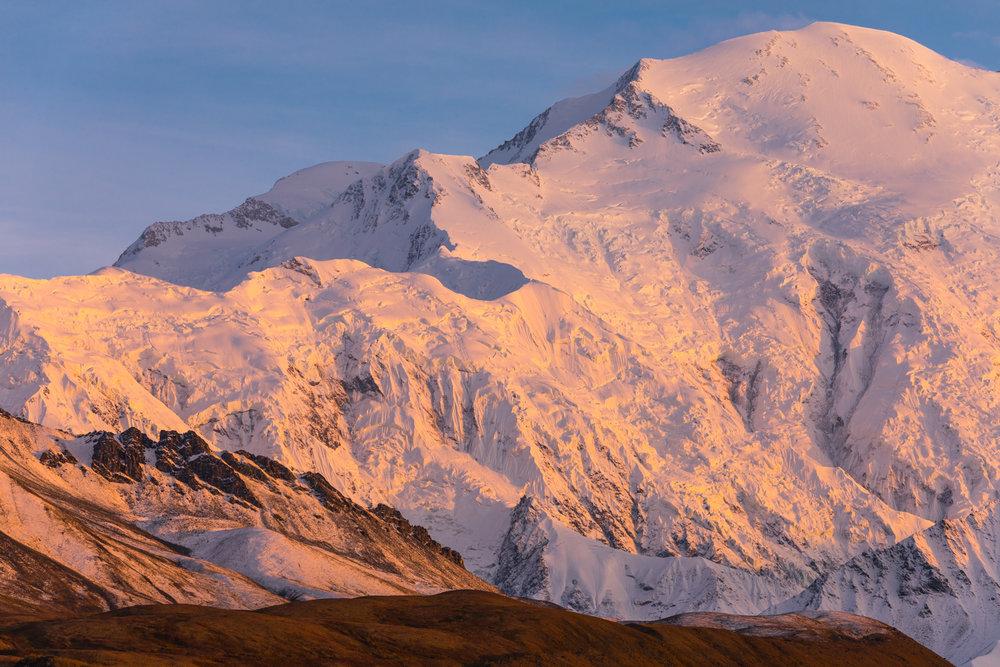 Denali's Pioneer Ridge & North Peak, Denali NP Backcountry
