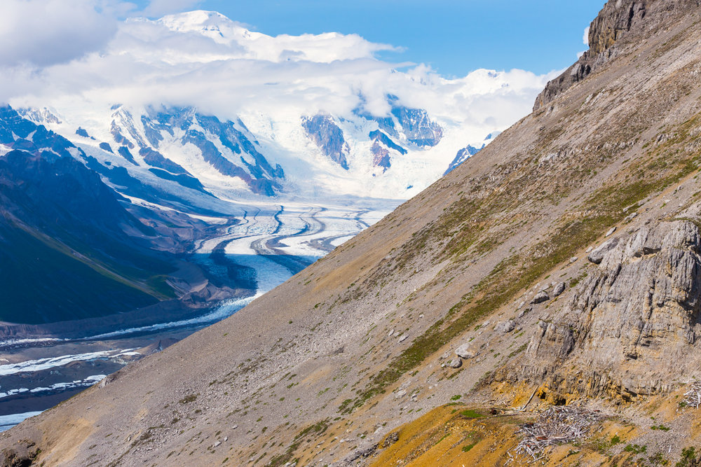 Mt. Blackburn & Regal Mine, Wrangell-St. Elias NP