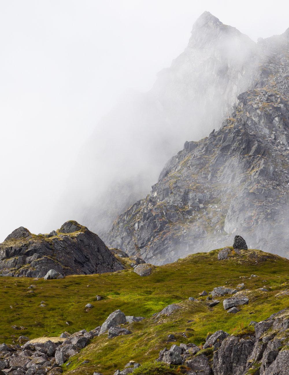 Talkeetna Mountains, Reed Lakes Trail, Hatcher Pass