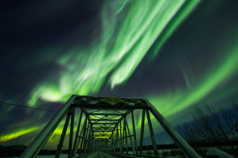 Feb - Gerstle River Bridge