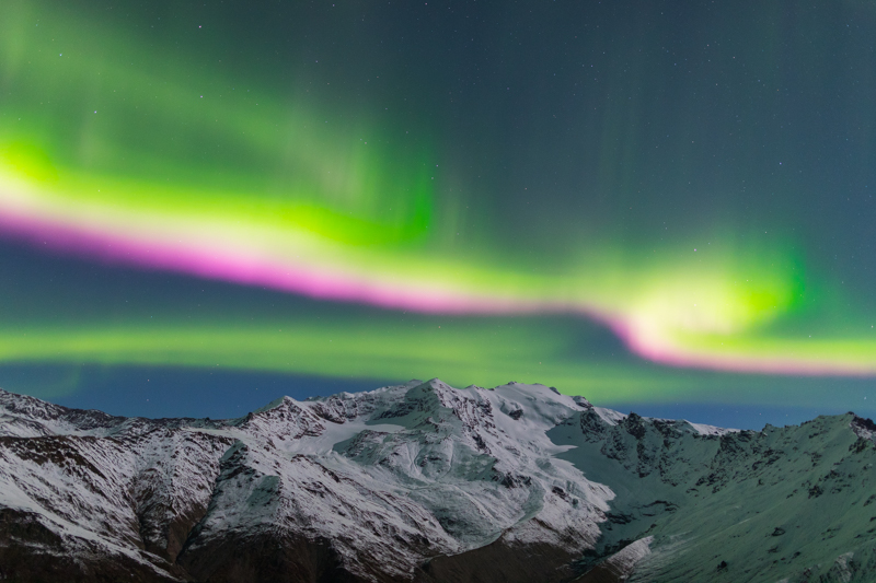 Jan - Eastern Alaska Range
