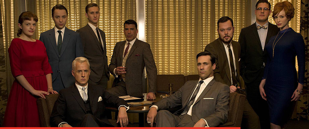 Image source courtesy of AMC Madmen.