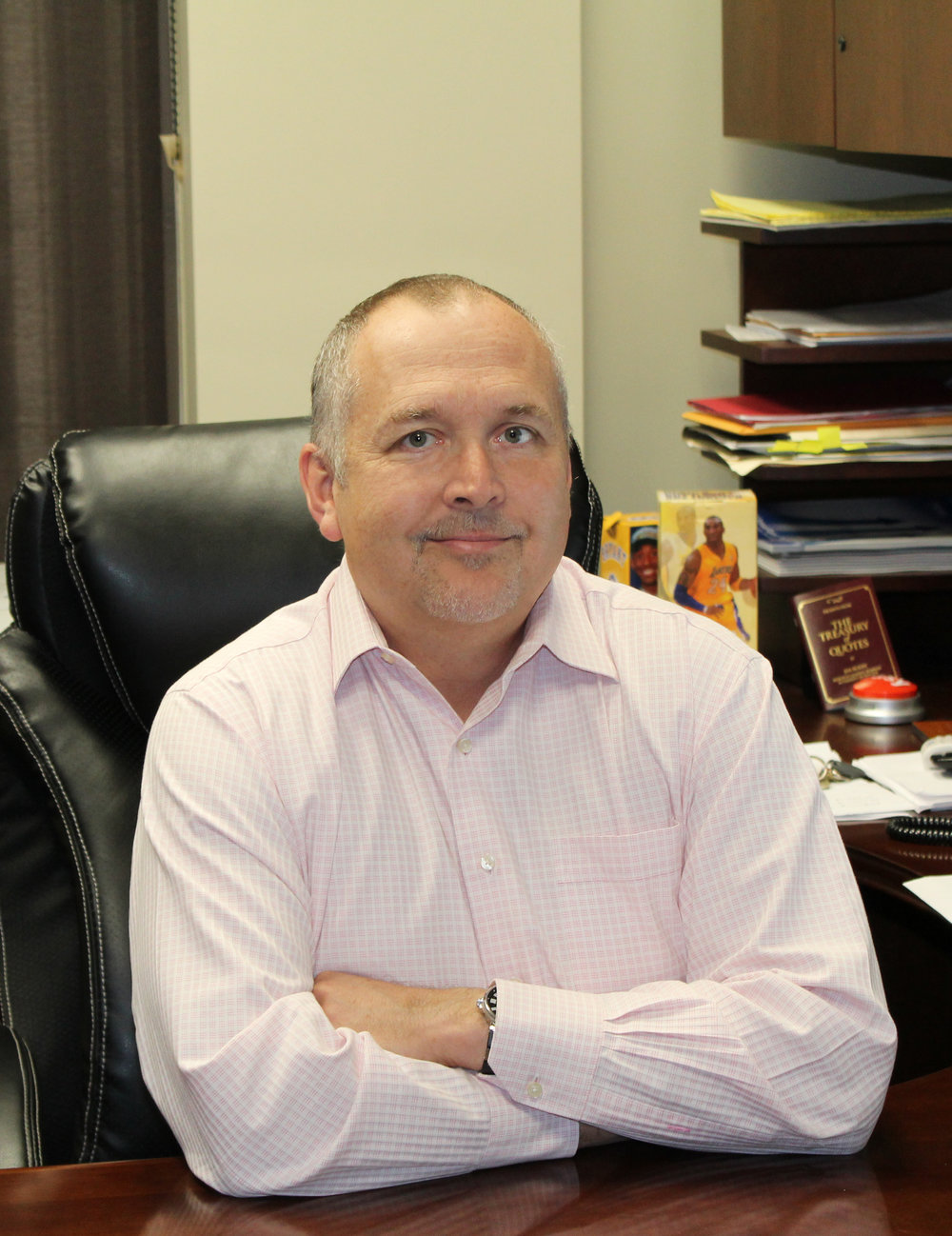Robert Holliday, PRMG Chief Operations Officer