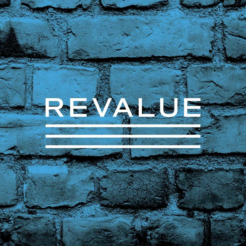 REVALUE - BRAND DESIGN