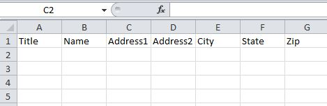 Mastering The Address List - img 1