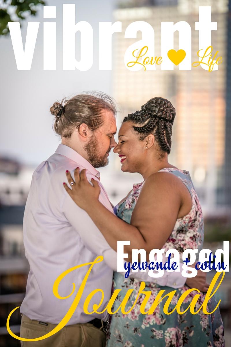 Yewande + Colin Engaged